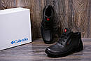 Мужские зимние кожаные ботинки Columbia ZK Antishok Winter, фото 8