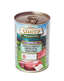 STUZZY Monoprotein Veal - телятина 0.4KG