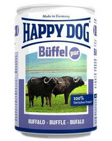 Happy Dog buffel pur  - буйвол 800g