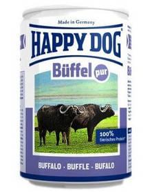 Happy Dog buffel pur  - буйвол 800g