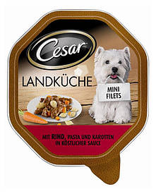 CESAR с лапши говядины морковь 0.15 kg