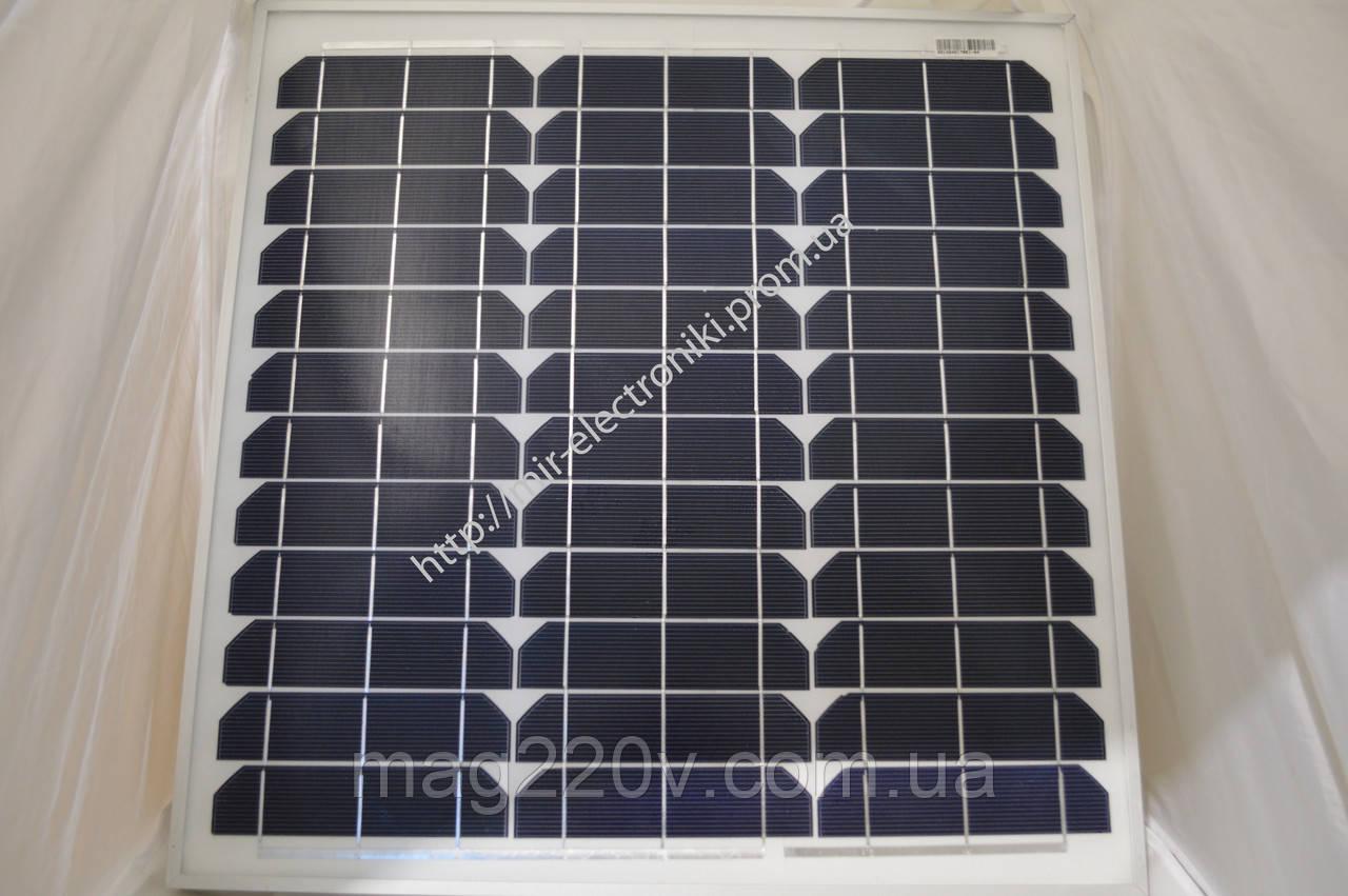 Монокристаллическая солнечная панель KM30(6)