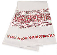 Рушник, народный украинский нежная вышивка