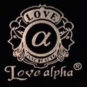 Love Alpha logo
