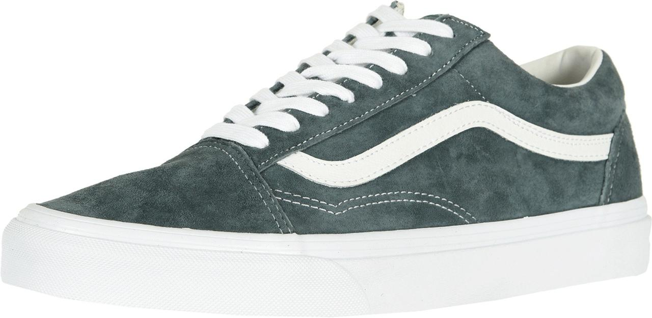 3ac4a5f8528e95 Кроссовки Кеды (Оригинал) Vans Old Skool™ (Pig Suede) Stormy Weather ...