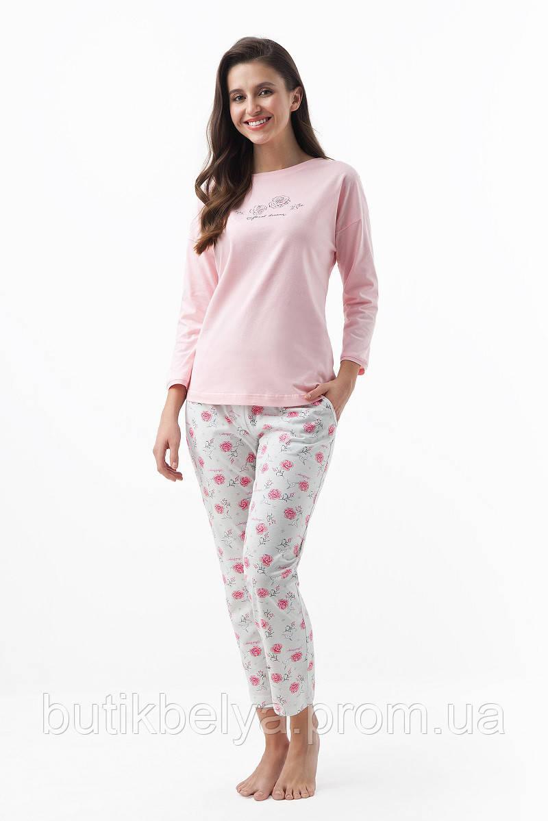 74a56f89575a Женская пижама LUNA 410, цена 595 грн., купить в Луцке — Prom.ua (ID ...