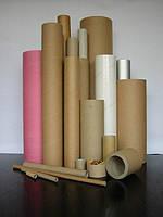 Гильза картонная, втулка картонная, шпуля картонная, патрон бумажный