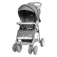 Коляска прогулочная City, «Babycare» (BC-5201), цвет Grey (серый в льне), фото 1