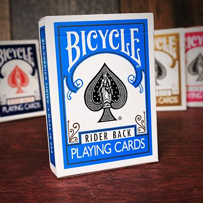 Карты игральные   Bicycle Turquoise Back USPCC
