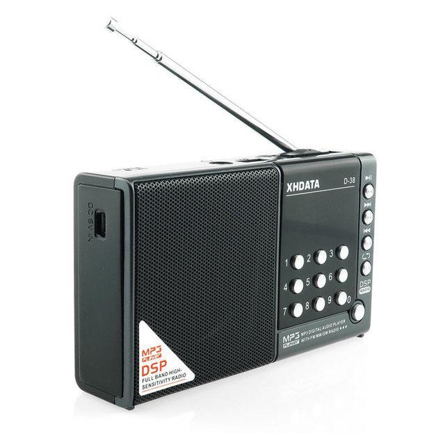 Радиоприемник XHDATA D-38