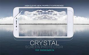 Защитная пленка Nillkin Crystal для Xiaomi Redmi 5A