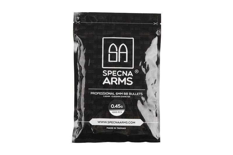 Шары Specna Arms Ultimate Heavy – 0.45g -1000шт