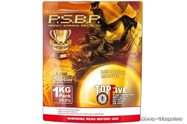 P.S.B.P G&G 0.25g 1kg pack BB, фото 2