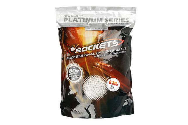 Rockets Platinum Series- 0.30g -3333шт- 1kg, фото 2