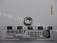 Гайка шлицевая М10х1,25; стандарт ГОСТ 11871-88