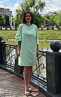 f9ac40a5ba6 Платье зеленое прошва в категории платья женские в Украине. Сравнить ...