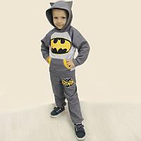 Детский спортивный костюм для мальчика Бэтмен