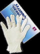 Перчатки латексные RALATEX W рабочие, Reis Польша