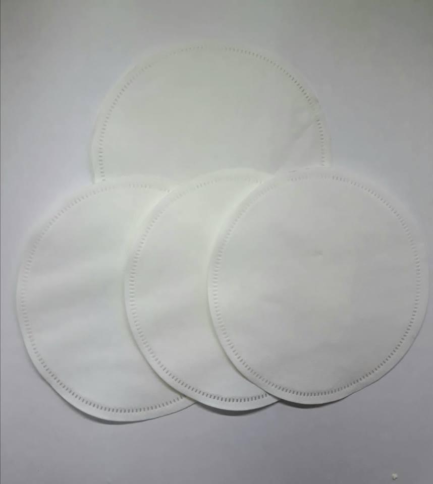 Салфетка круглая влаго впитывающая белая под торт d9см Галетте - 03072