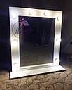 Настольное зеркало для макияжа с лампами, фото 2