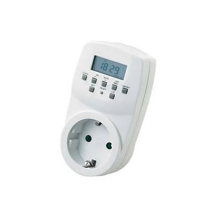 Электронный таймер недельный Timer-2 Horoz Electric, фото 2