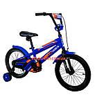 Детский велосипед Crosser JK 711 16 дюймов синий, фото 3