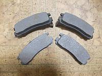 Колодки тормозные дисковые задние MITSUBISHI PAJERO Мицубиси Паджеро Міцубісі Паджеро