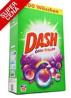 Порошок стиральный Dash Color Frische картон 6,5kg 100 стирок