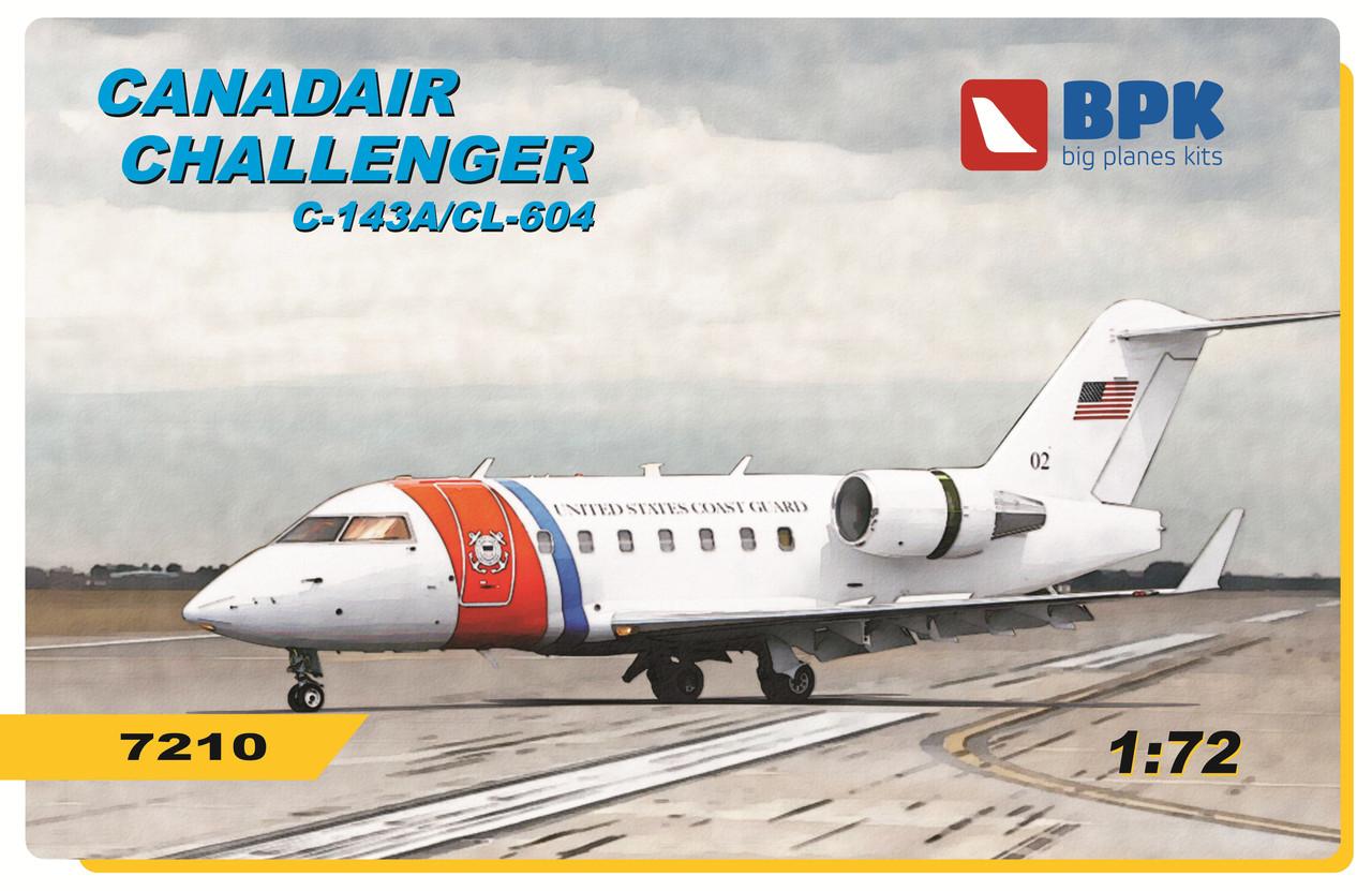 Challenger C-143A / CL-604