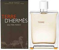 Мужская туалетная вода Hermes Terre d'Hermes Eau Tres Fraiche 125ml