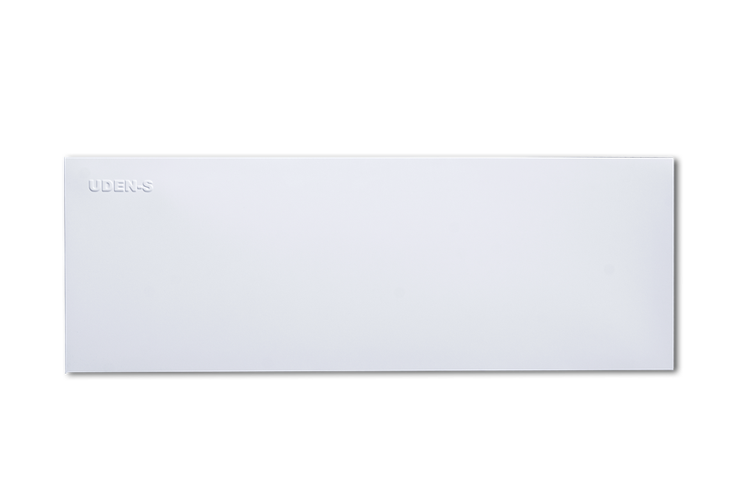 Металлокерамический настенный обогреватель UDEN-500D (500Вт 10м2 350x975мм)