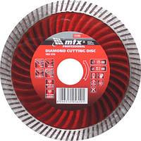 Диск алмазный отрезной Turbo Extra, 125 х 22,2 мм, сухая резка/MTX PROFESSIONAL ( 731949 )