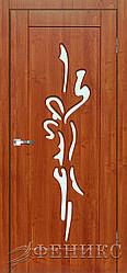 Модель Эльвира, полотно глухое, межкомнатные двери, Николаев
