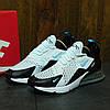 Nike Air Max 270 White Black (реплика)