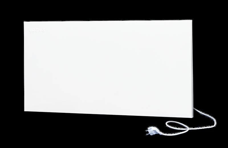 """Металлокерамический настенный обогреватель UDEN-700 """"универсал"""" (700Вт 13м2 475x978мм)"""