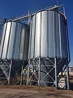 Зернохранилище Силос с конусным днищем