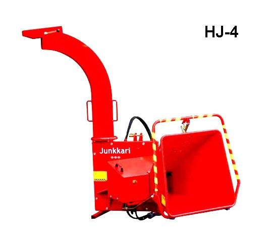 Рубильная машина (щеподробилка) Junkkari HJ-4
