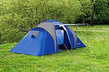 Палатка туристическая Presto Sonata 4, 3500 мм, клеенные швы, фото 2