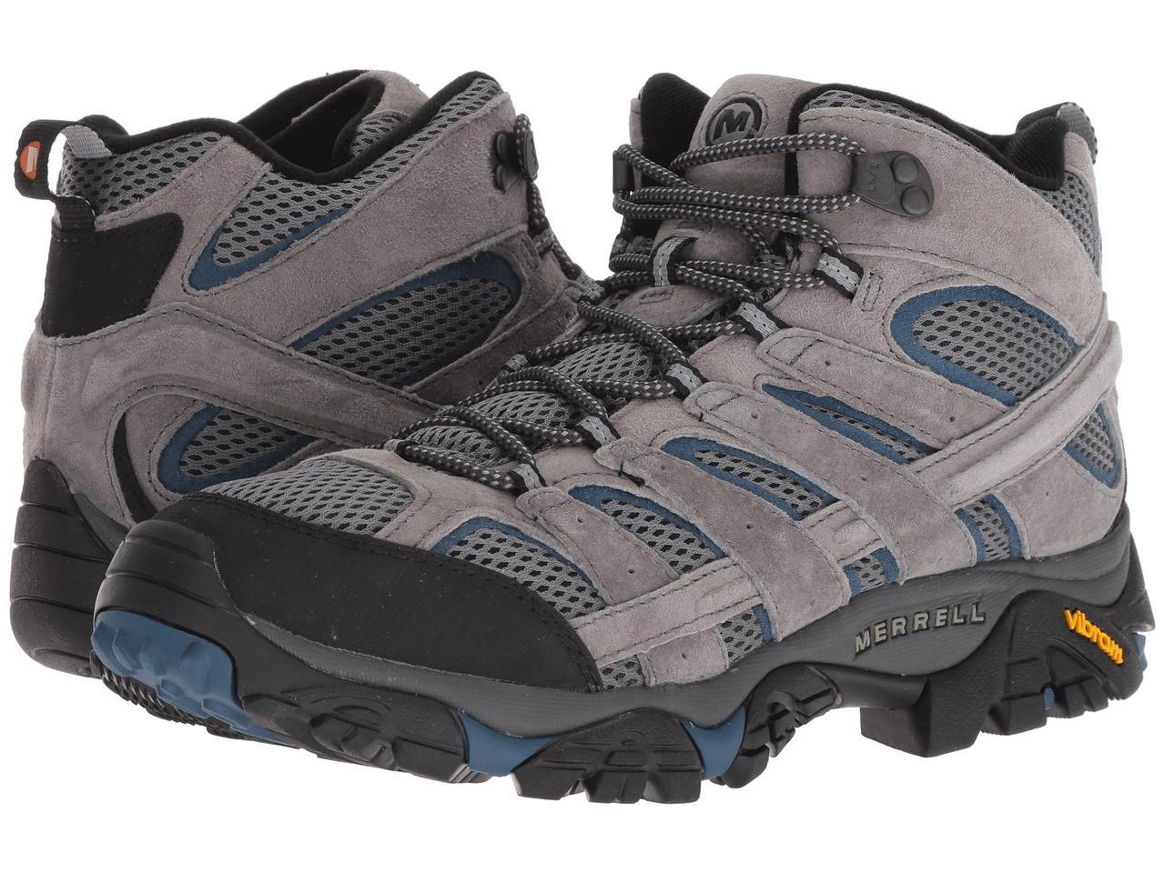 Ботинки Сапоги (Оригинал) Merrell Moab 2 Vent Mid Castle Wing — в ... 4bcd52171d474