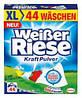 Порошок стиральный Weiber Riese UNIV Kraft Pulver 2,42кг 44 стирки