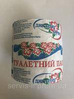 """Туалетная бумага ТМ """"Днестровские краски"""" ЭКОНОМ 48шт. \ бл."""