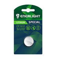 Батарейка ENERLIGHT LITHIUM CR 1632 BLI 1 (таблетка) 4823093502475