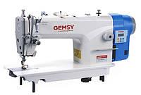Одноигольная швейная машина челночного стежка Gemsy GEM8801E1