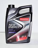 Масло моторное Champion New Energy 5W30, 5л