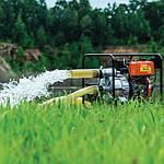Мотопомпа для воды. Как мощность двигателя влияет на скорость перекачки