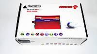 Инвертор Power Inverter Powerone 2000W 12V в 220V с функцией плавного пуска, фото 6
