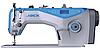 Одноигольная швейная машина челночного стежка JACK JK A3 (универсальная с автоматической закрепкой и обрезкой)