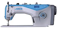Одноигольная швейная машина челночного стежка JACK JK A3 (универсальная с автоматической закрепкой и обрезкой), фото 1