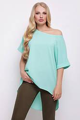 Блузки, туники plus size +
