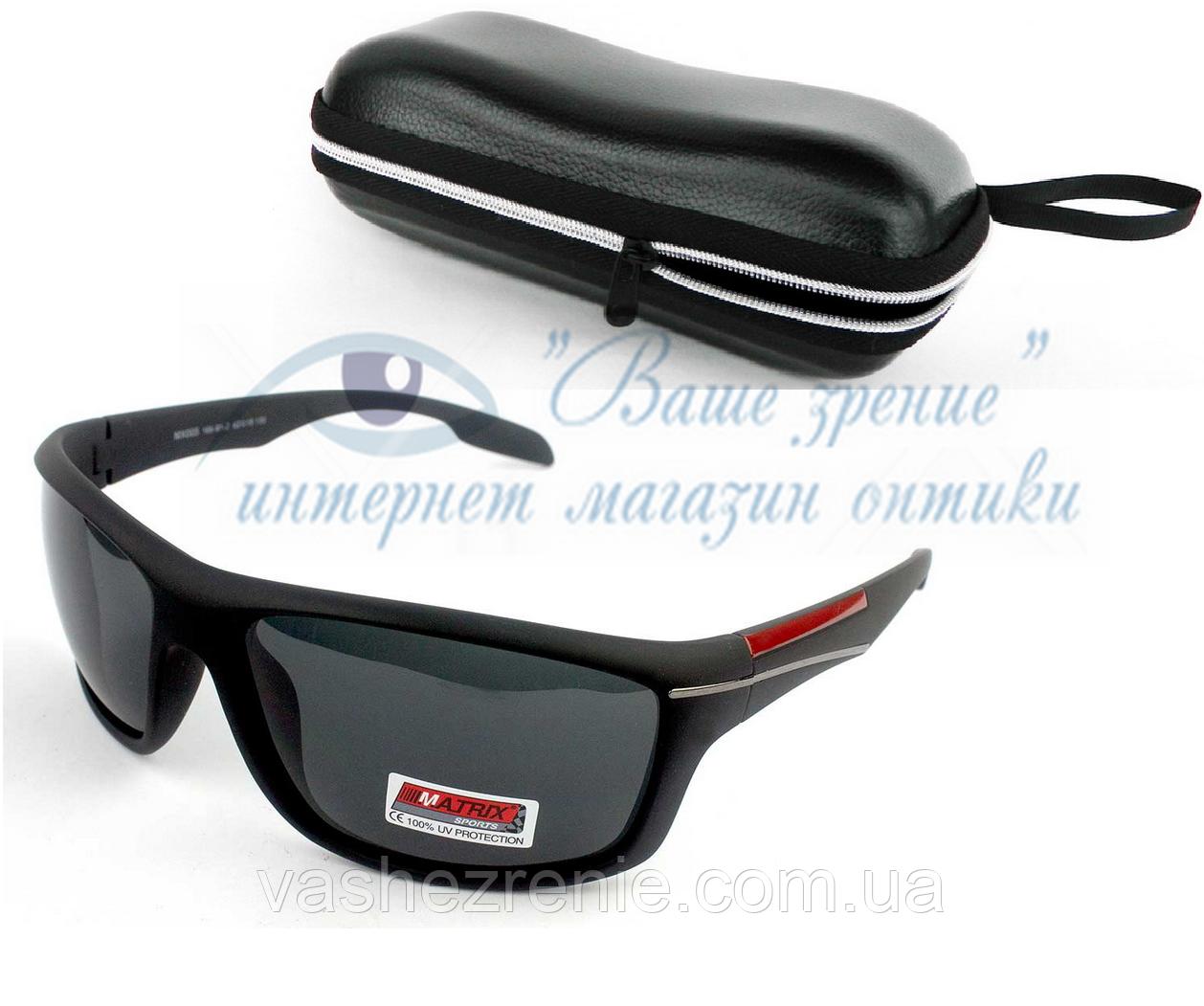 Очки солнцезащитные MATRIX POLARIZED 6524
